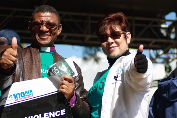 Carmen Margro šíři boj proti zneužívání drog v Jižní Africe