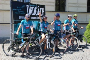 cykloběh za českou republiku bez drog