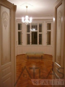 Beautiful details - For Rent; 2-bedroom Apartment (115m2), Prague 1 - Josefov