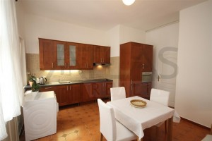 Great kitchen -  For Rent: Luxury furnished 2BDR apartment ( 4+1 ) 132 sqm, Biskupská str, Praha 1 - Nové Město