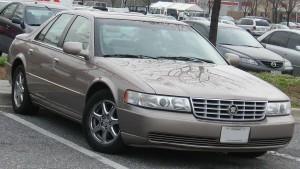 5th Cadillac Seville SLS 1997