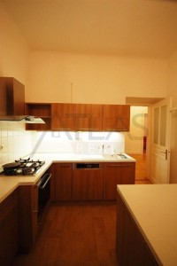 Kitchen - For Rent; 2-bedroom Apartment (115m2), Prague 1 - Josefov
