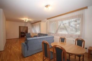 obývací pokoj - Pronájem bytu 2+kk, 66 m2, Tibetská, Praha 6 Červený Vrch