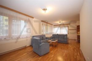 obývací pokoj - Pronájem bytu 2+kk, 66 m2, Tibetská, Praha 6
