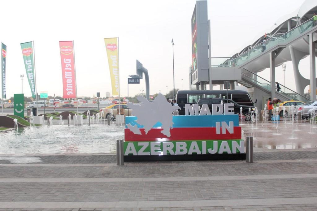 Vyrobeno v Ázerbájdžánu