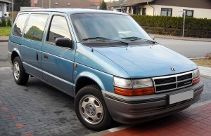 Chrysler Voyager, 1991-1995