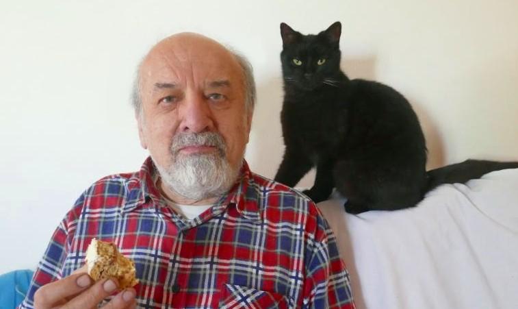 Jan A. Novák - Pražský publicista, spisovatel, novinář, fotograf