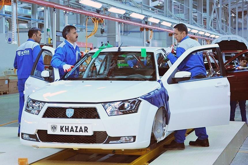 Khazar auto