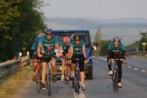Cyklo-běh za Českou republiku bez drog 2017