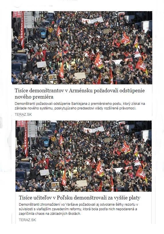 Jak se v médiích dělá revoluce