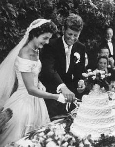 Johnem F. Kennedy a Jackie Kennedy