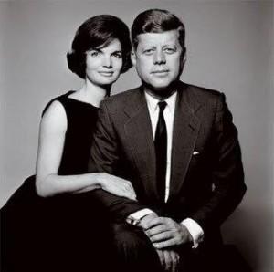 John F. Kennedy a Jackie Kennedy 4