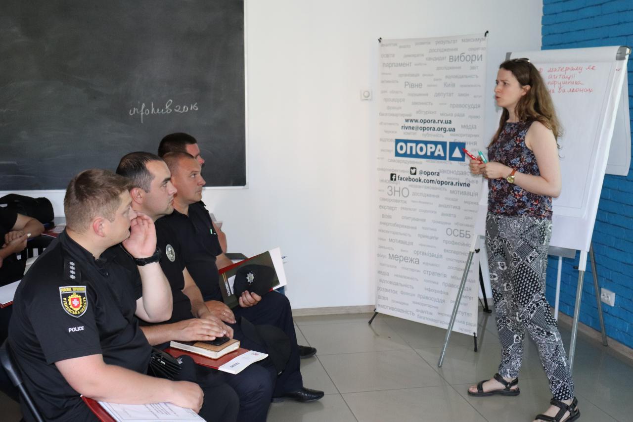 """Olga Aivazovska, Opora: Ukrajina """"musí usilovat o budování silných právních institucí"""""""