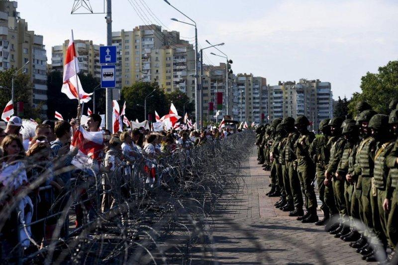 Patová situace. Politická krize v Bělorusku