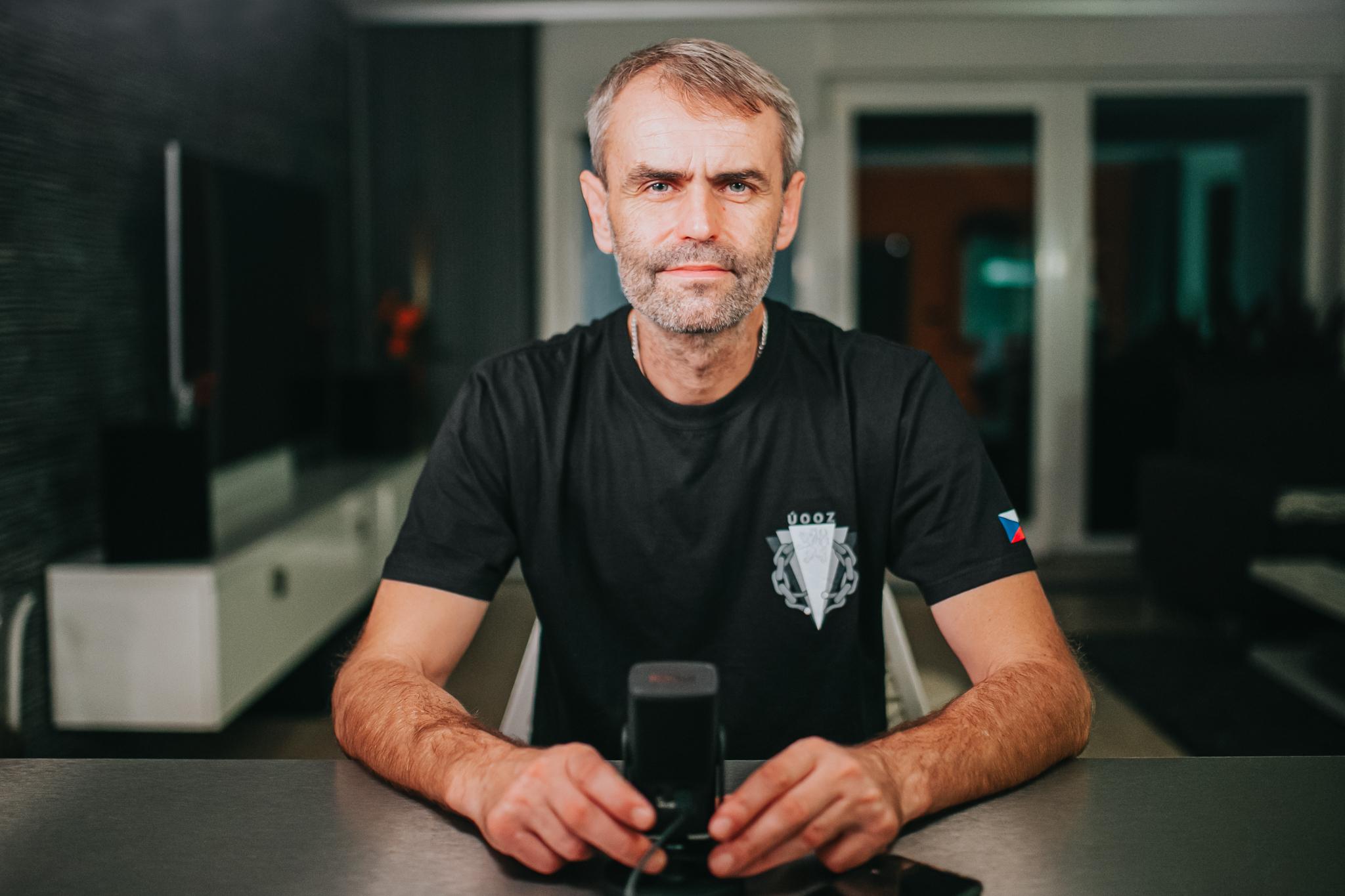 Hnutí Přísaha - Robert Šlachta - Spravedlivé Česko