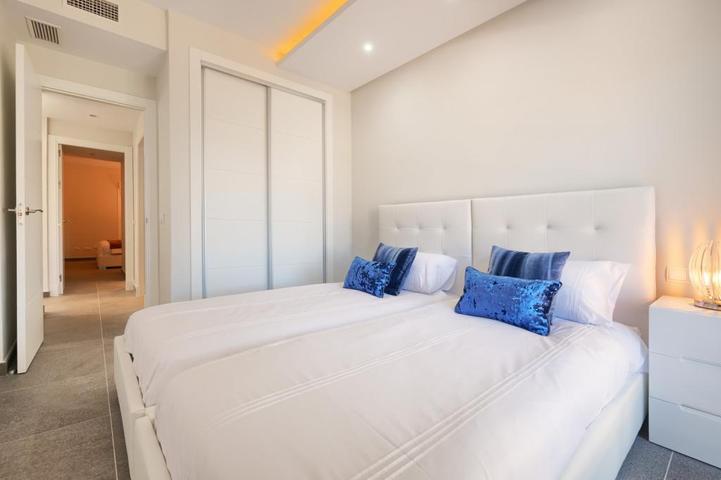 ložnice s vestavěnou skříní a manželskou postelí Rekreační dům na prodej Costalita Španělsko, Rekreační dům na prodej v Costa del Sol Španělsko