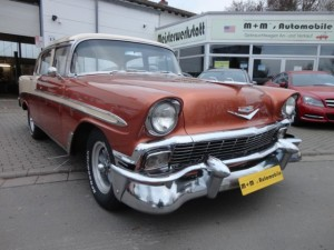 Chevrolet Bel Air z roku 1956