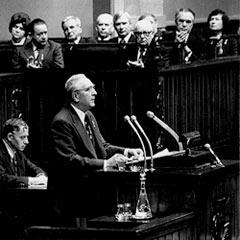 Polský Sejm - Polský parlament