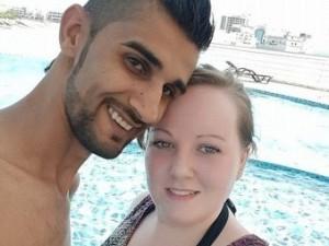 Britka Hannah James se přestěhovala do Bahrajnu za Jassim Alhadder
