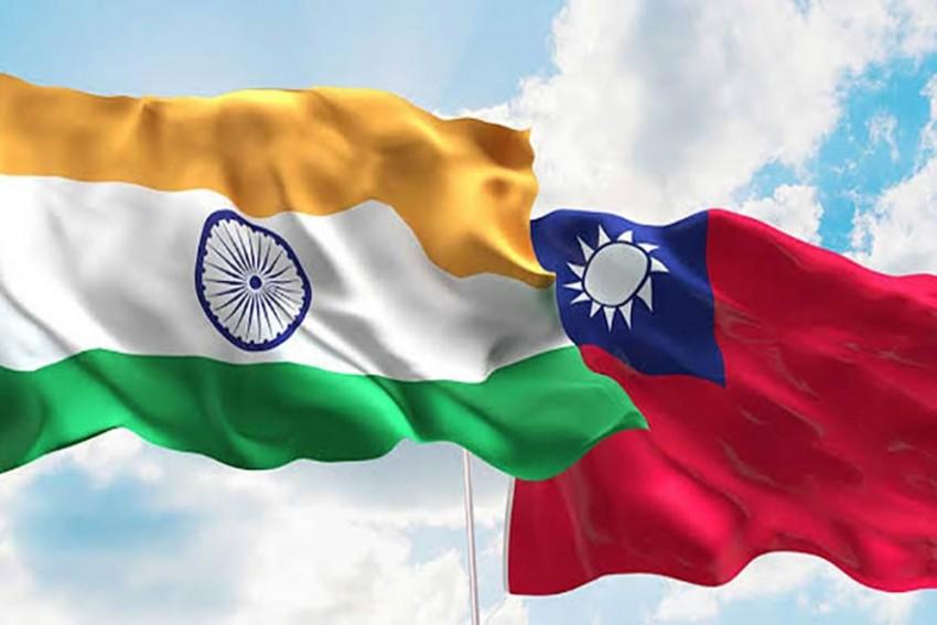 Vztahy Tchaj-wanu s Indií se vyvíjejí dobře