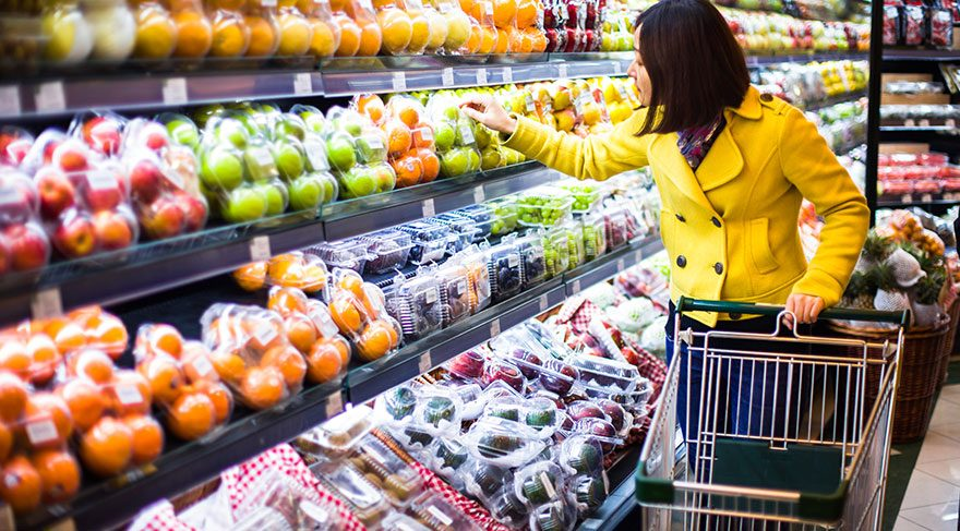 Životní náklady za jídlo v Turecku
