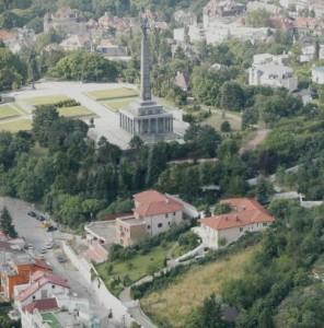 vila Milana Kňažka v Bratislave