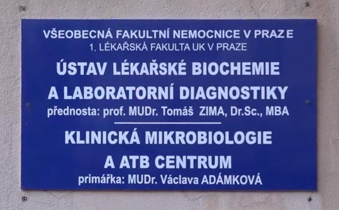 MUDr. Václava Adámková