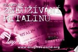 pravda o ritalinu ŘEKNI NE DROGÁM – ŘEKNI ANO ŽIVOTU