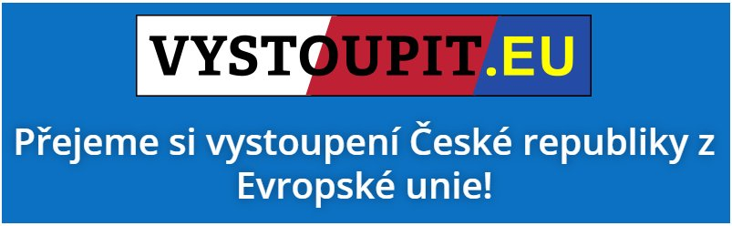 Přejeme si vystoupit z Evropské unie