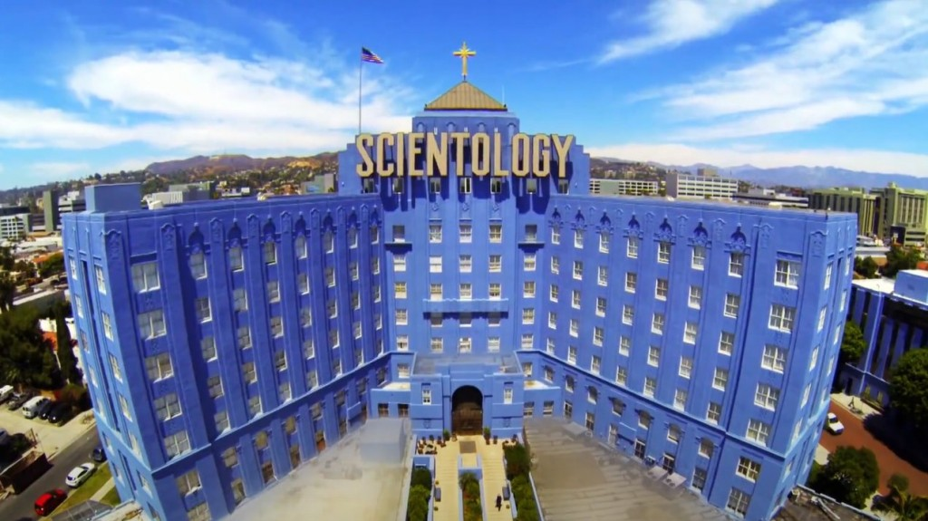 Scientologie Los Angeles