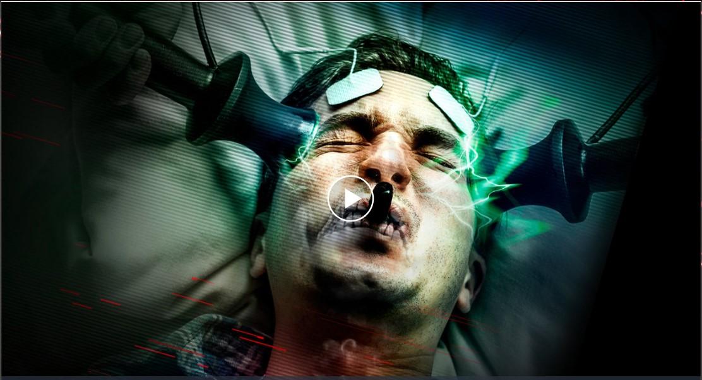 ztráta paměti díky elektošokům - Elektrokonvulzivní terapie ( ECT )