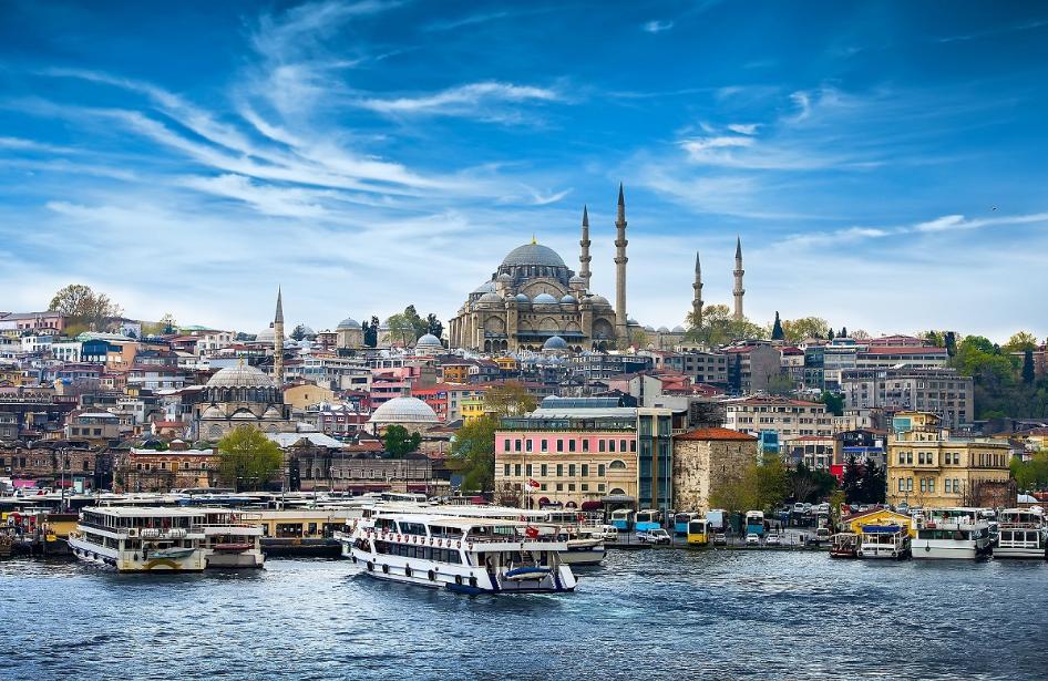 Současná emigrace do Turecka - informace o relokaci do Turecka